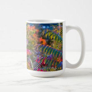 Foliage Vermont Coffee Mug
