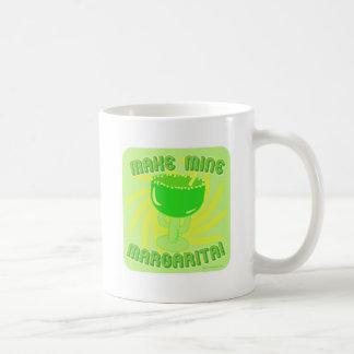 Folie de margarita mug