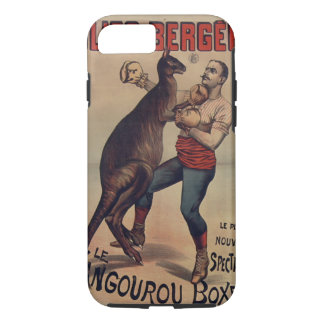 Folies-Bergère the Kangaroo Boxer iPhone 8/7 Case