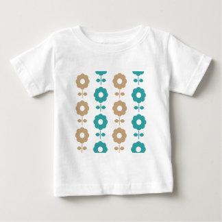 Folk amazing Creative flowers Baby T-Shirt
