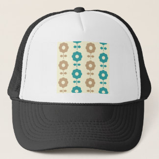 Folk amazing Creative flowers Trucker Hat