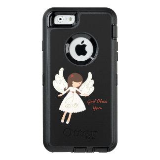Folk Angel Christian GOD BLESS YOU OtterBox iPhone 6/6s Case