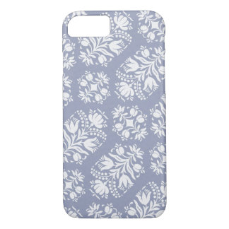 Folk Art Floral Damask iPhone 8/7 Case