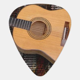 Folk country guitar guitar pick