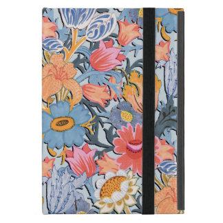 Folk Floral Garden Cover For iPad Mini