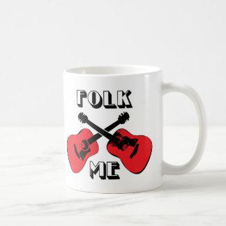 folk me coffee mug