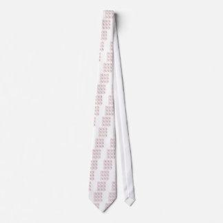 Folk ornaments tie