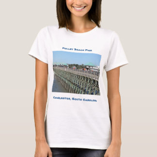 Folley Beach Pier Customized Tees and Hoodies