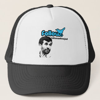 Follow Ahmadinejad Trucker Hat