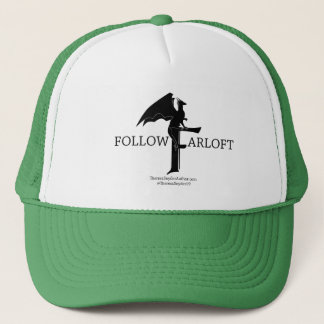 *Follow Farloft Cap Trucker Hat