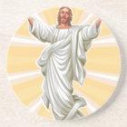 Follow Jesus Coaster
