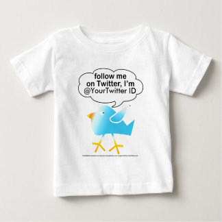 Follow Me@ Baby's Tee