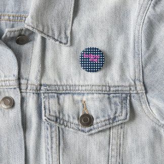 follow me _for female 1 inch round button
