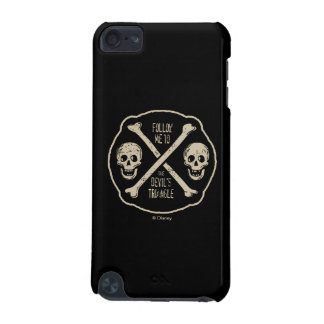 Follow Me To The Devil's Triangle iPod Touch (5th Generation) Cases
