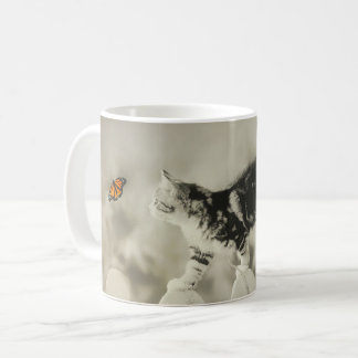 Follow The Butterfly Mug