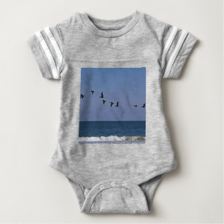Follow the Leader Baby Bodysuit