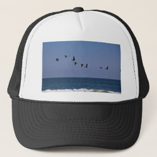 Follow the Leader Trucker Hat