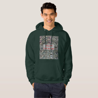 Follow the Money Green Sweatshirt