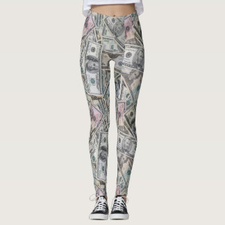 Follow the Money Leggings
