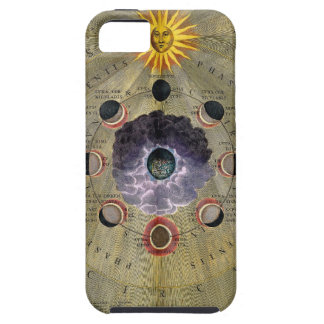 Follow The Moon Case For The iPhone 5