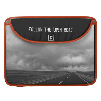 Follow the Open Road MacBook Sleeve MacBook Pro Sleeves