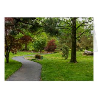 Follow The Path Pano Card