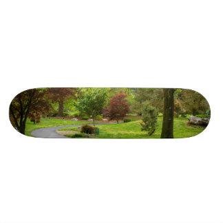 Follow The Path Pano Skate Decks