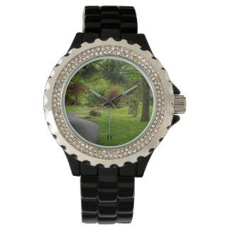Follow The Path Pano Wrist Watch