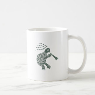 FOLLOW THE SOUNDS COFFEE MUG
