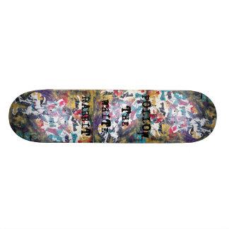 follow the white rabbit skateboard