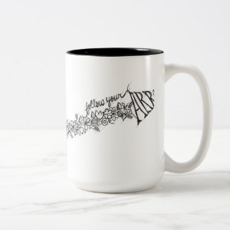 follow your arrow | mug