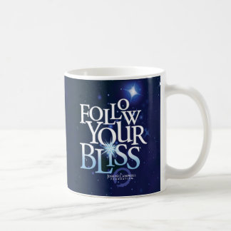 Follow Your Bliss Starry Mug