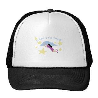 Follow Your Dream Trucker Hat