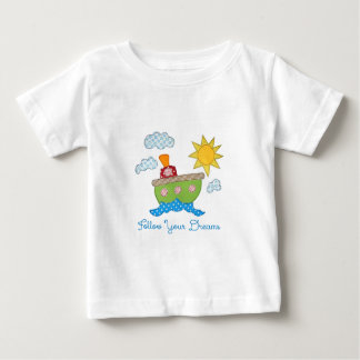 Follow-your-dreams Baby T-Shirt