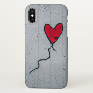 Follow your Heart iPhone X Case