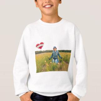 Follow your heart sweatshirt