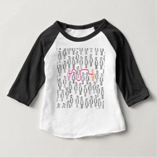 Follow Your Heart Unicorn Baby T-Shirt