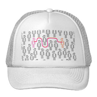 Follow Your Heart Unicorn Trucker Hat