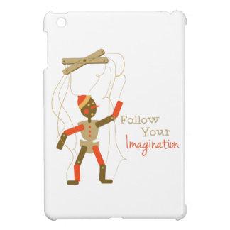 Follow Your Imagination iPad Mini Cases