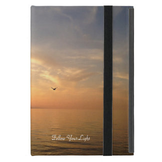 Follow Your Light - case iPad Mini Cover