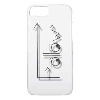 Follow Your Way! iPhone 8/7 Case