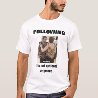 Following Rafael T-Shirt