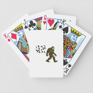 FOLLOWING THE LEADER BICYCLE PLAYING CARDS