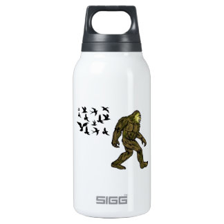 FOLLOWING THE LEADER INSULATED WATER BOTTLE