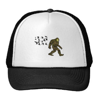FOLLOWING THE LEADER TRUCKER HAT