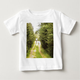 Following your steps baby T-Shirt