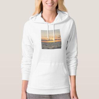 Folly Beach Morning Hoodie
