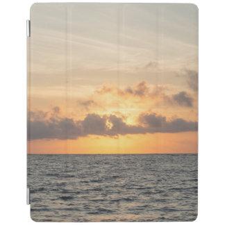 Folly Beach Morning iPad Cover