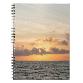 Folly Beach Morning Notebooks