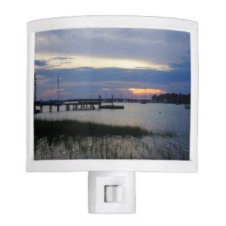 Folly Harbor Sunset Nite Lites